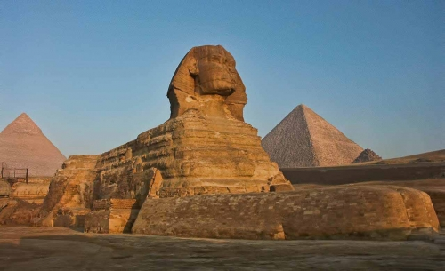 Cairo Excursion by Plane from Hurghada 1 Day Tour