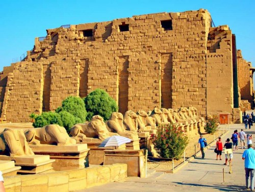 Luxor Day Trip from Hurghada