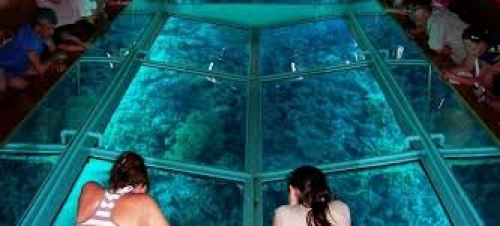Glass bottom boat excursion from Hurghada